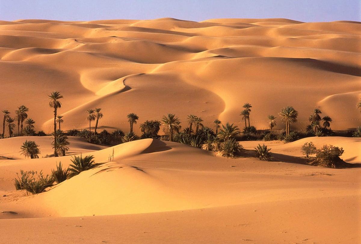 Sahara Sud Tunisie