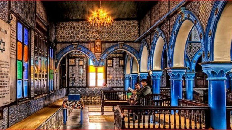 synagogue de la Ghriba djerba