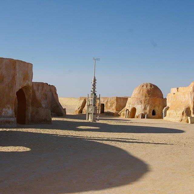 Stars Wars Wars sud Tozeur Tunisie