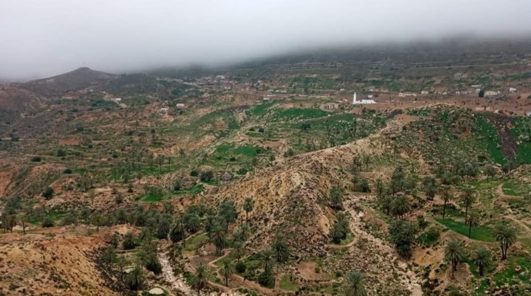 Toujane Matmata sud Tunisie